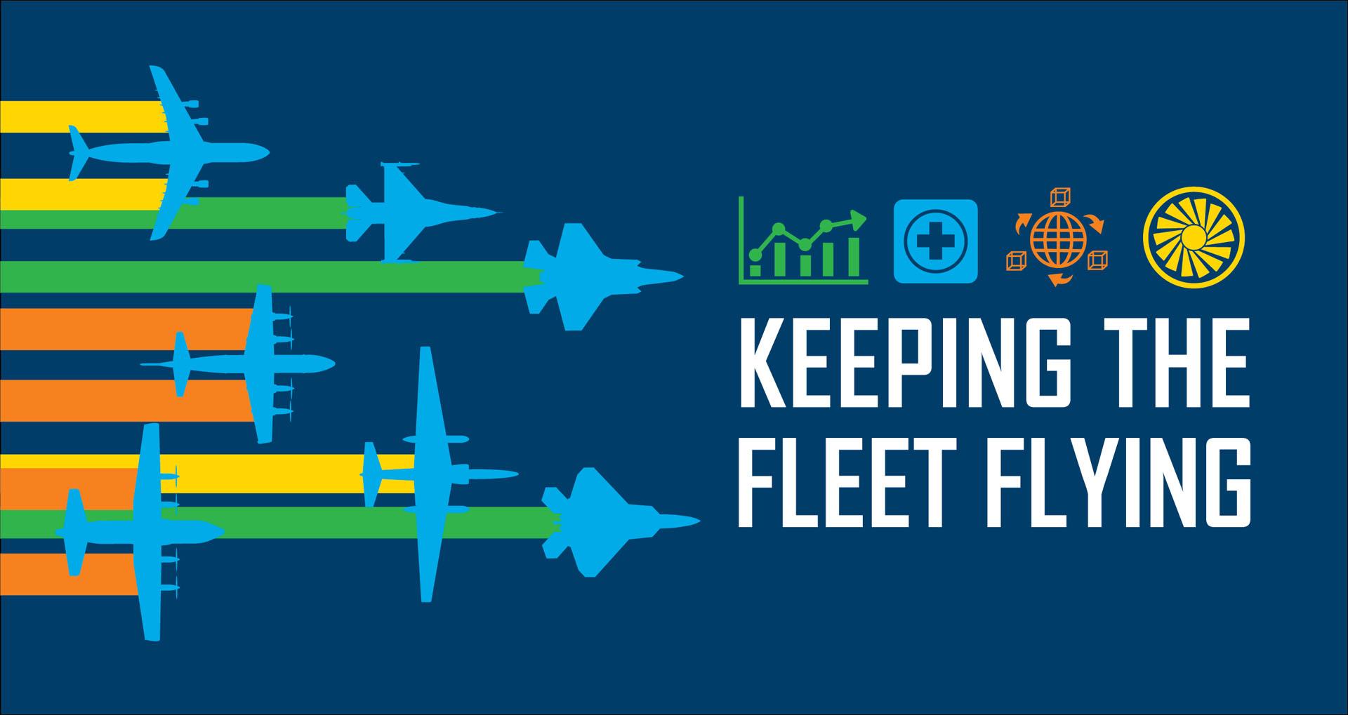 Keeping The Fleet Flying Lockheed Martin