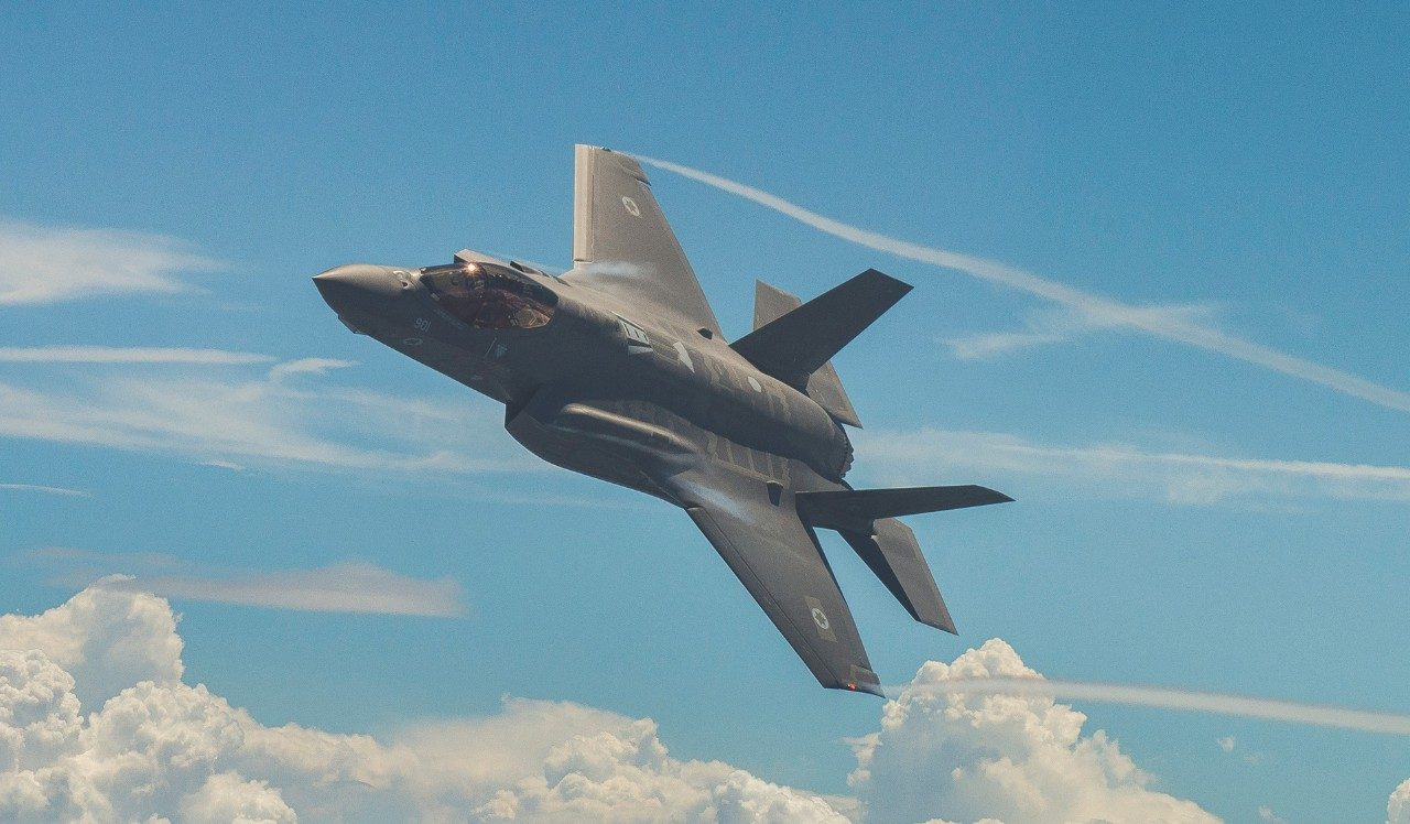 F-35 Global Partnership with Isreal