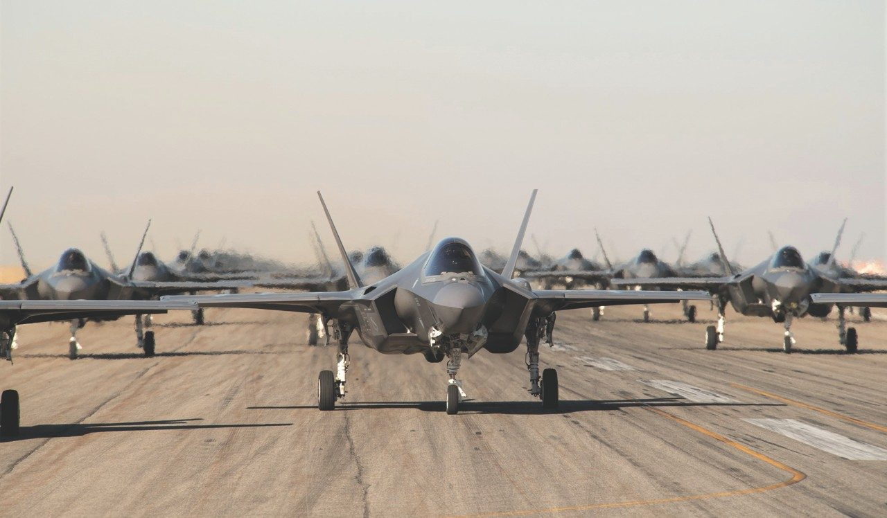 F-35 Global Partnership with Canada