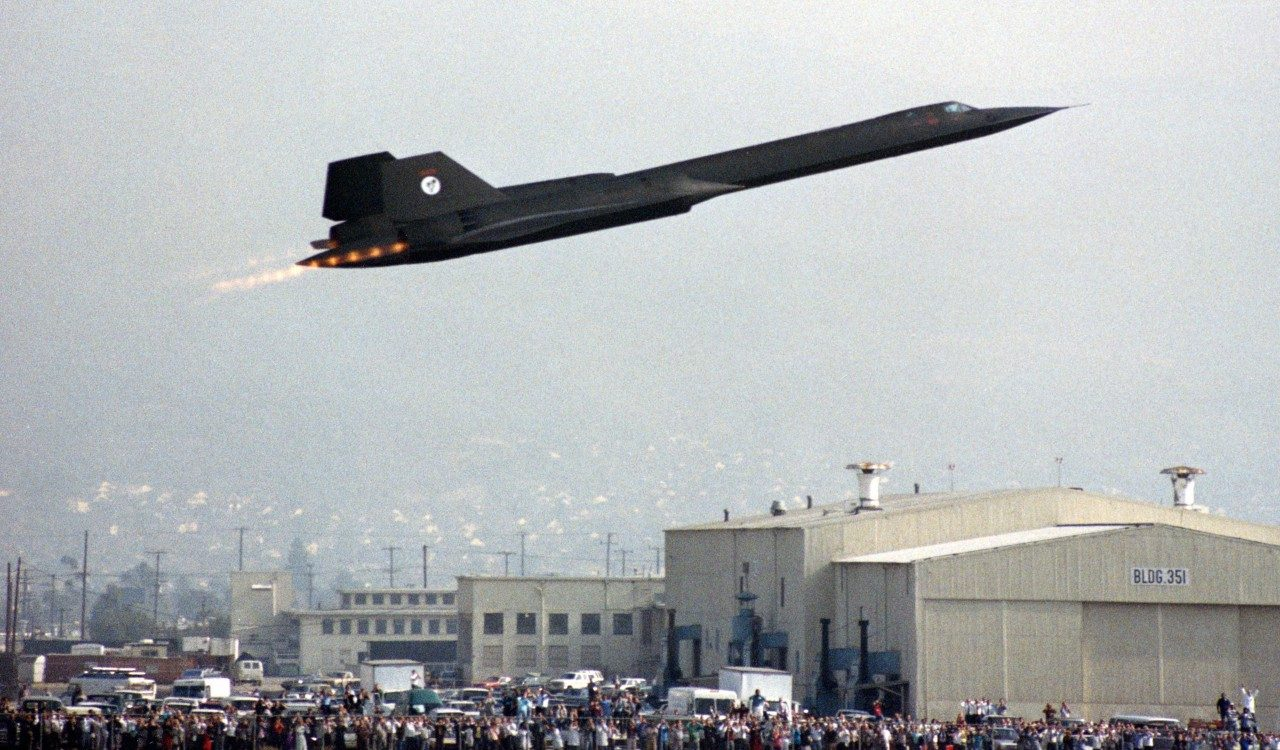 SR-71 Final Flight