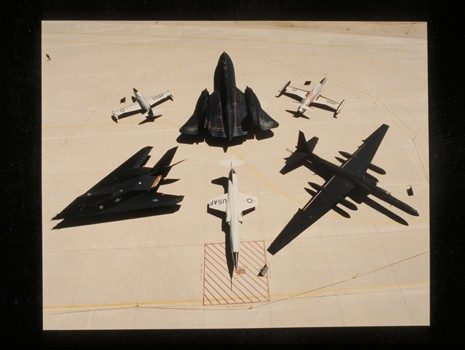Skunk Works Aircraft