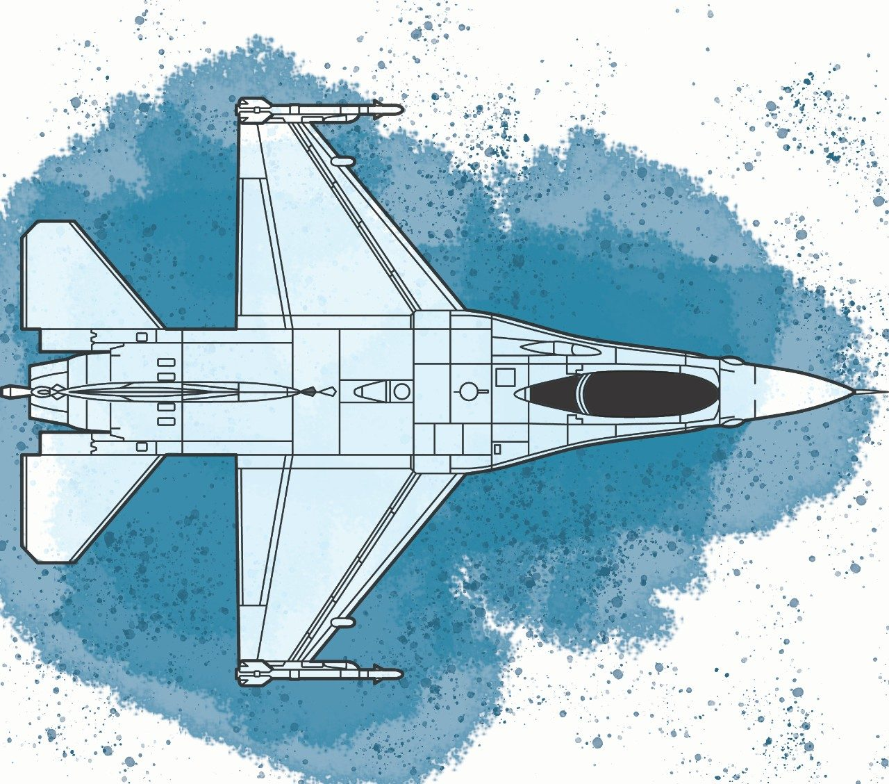 Fourth Generation Jet Fighter