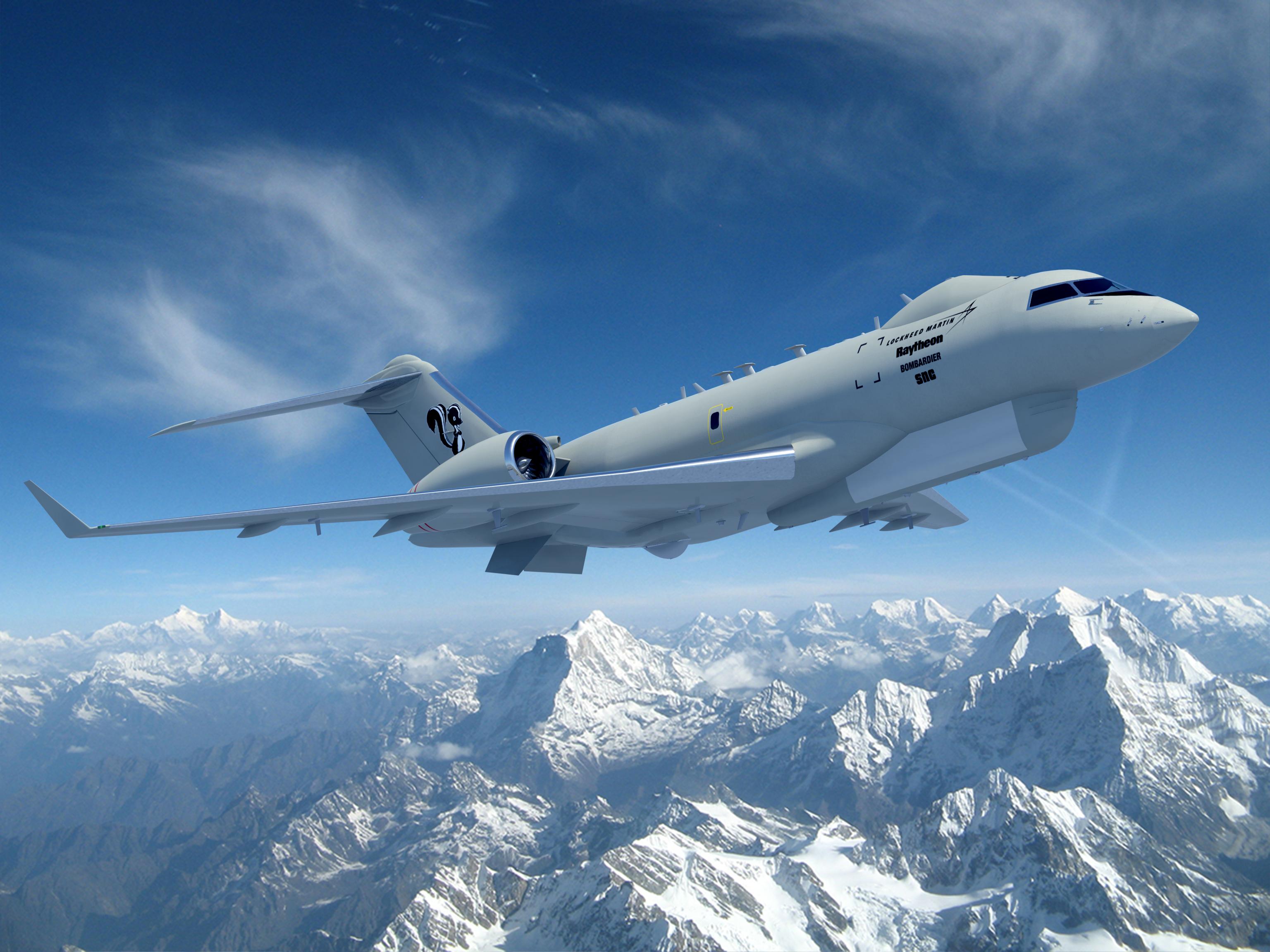 Lockheed Martin and KAI presented their prototype T-X aircraft 66