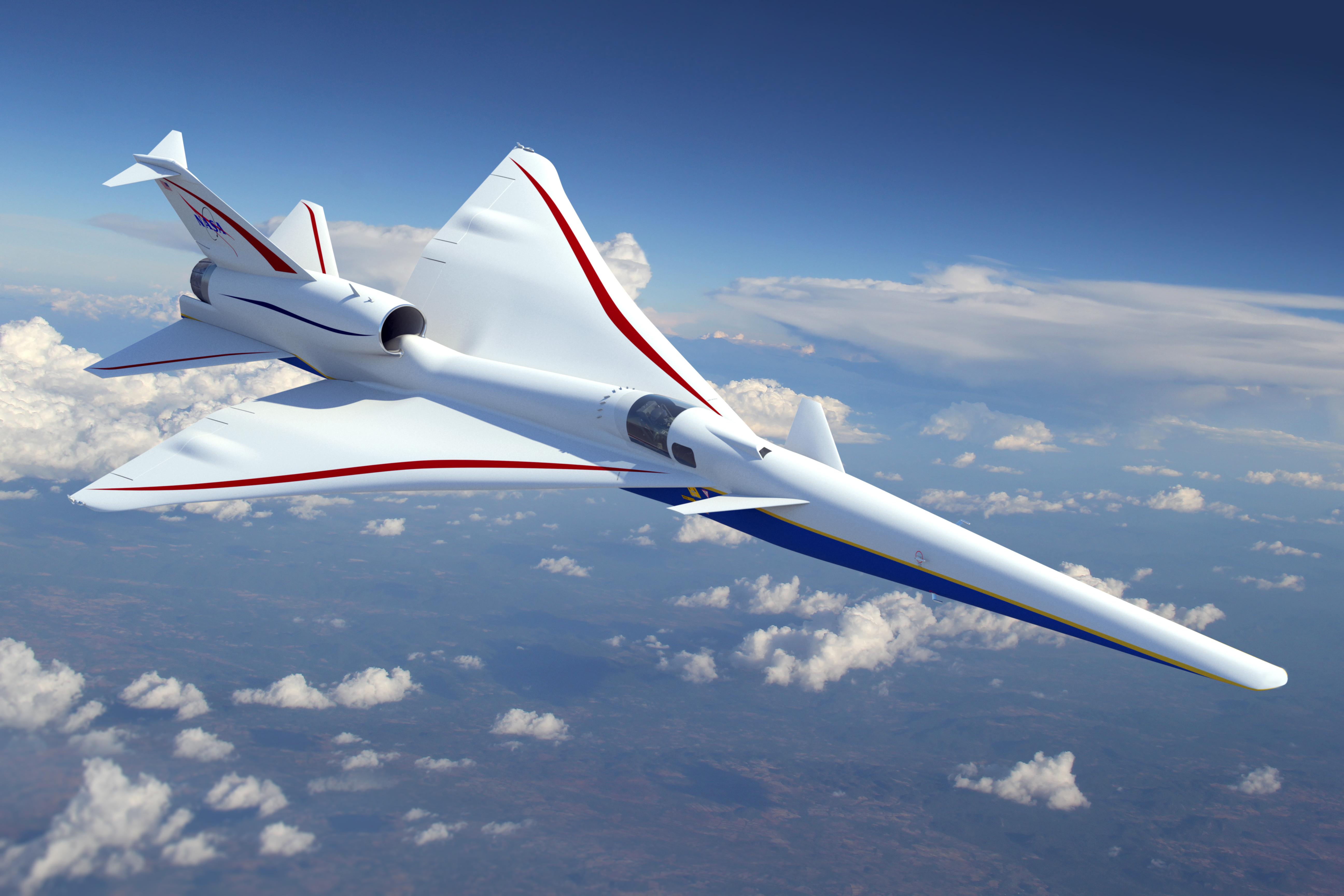 X-59 QueSST | Lockheed Martin
