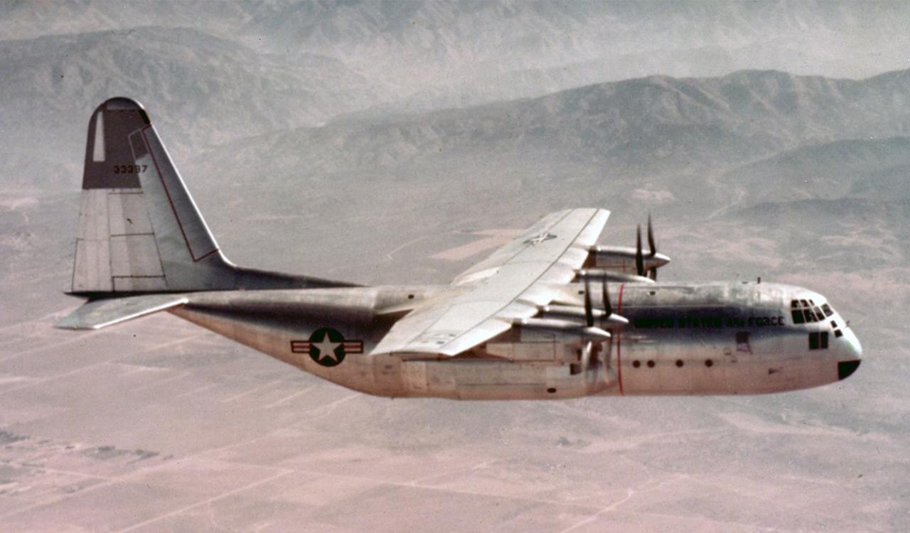 C-130 History | Lockheed Martin