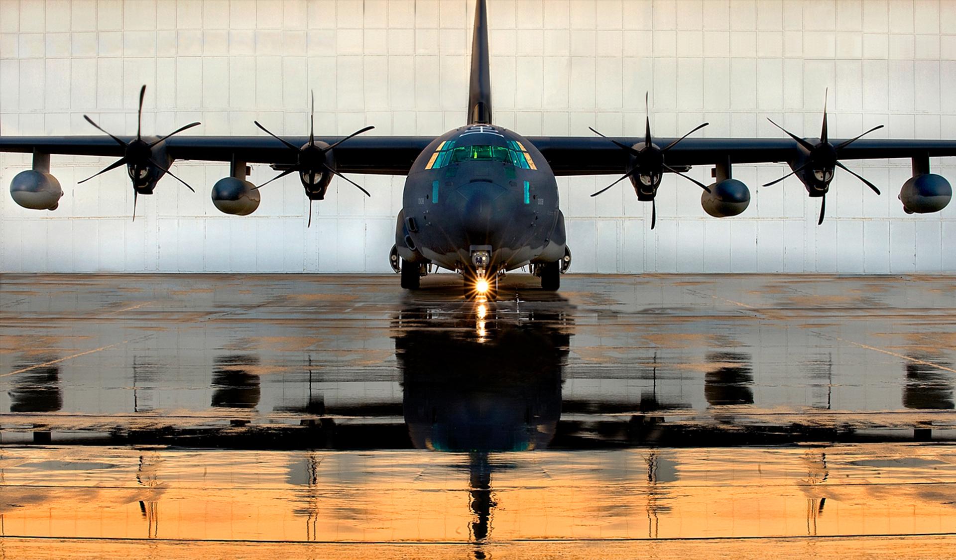 Hc 130j Combat King Ii Lockheed Martin