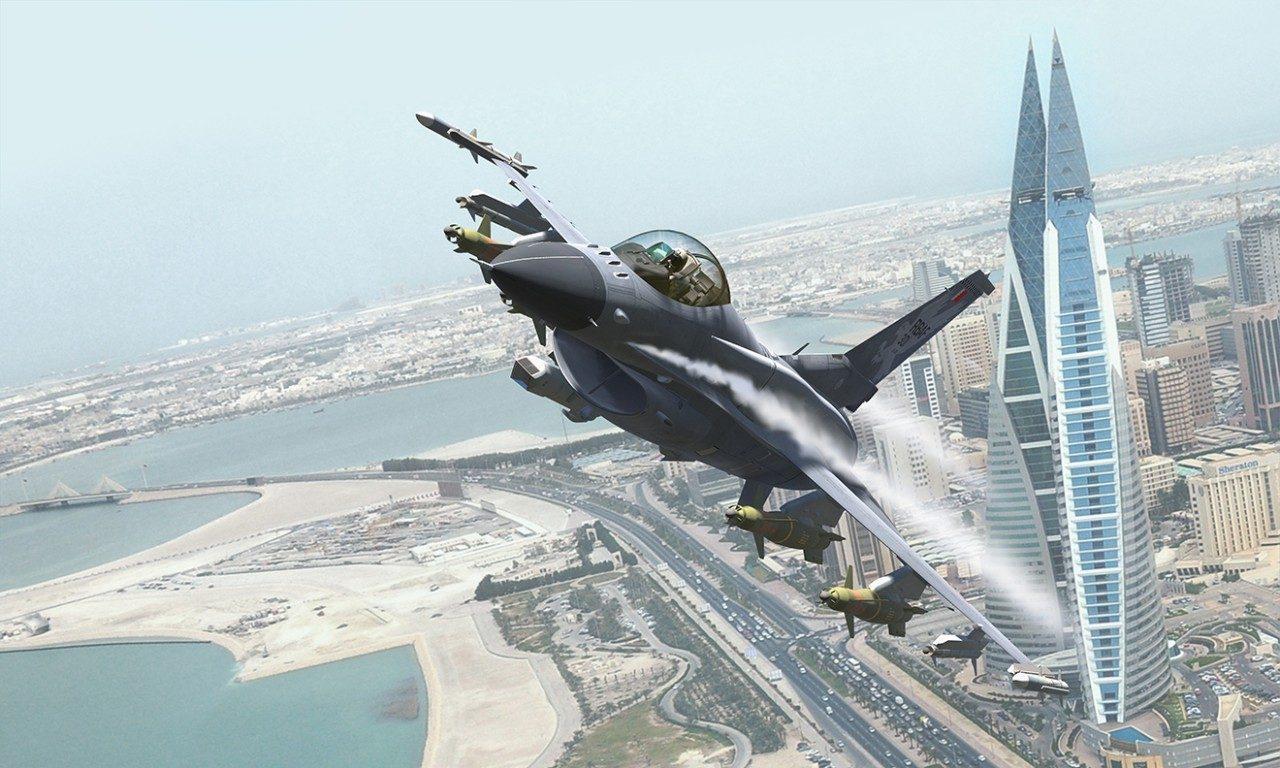 F-16 Fighting Falcon | Lockheed Martin