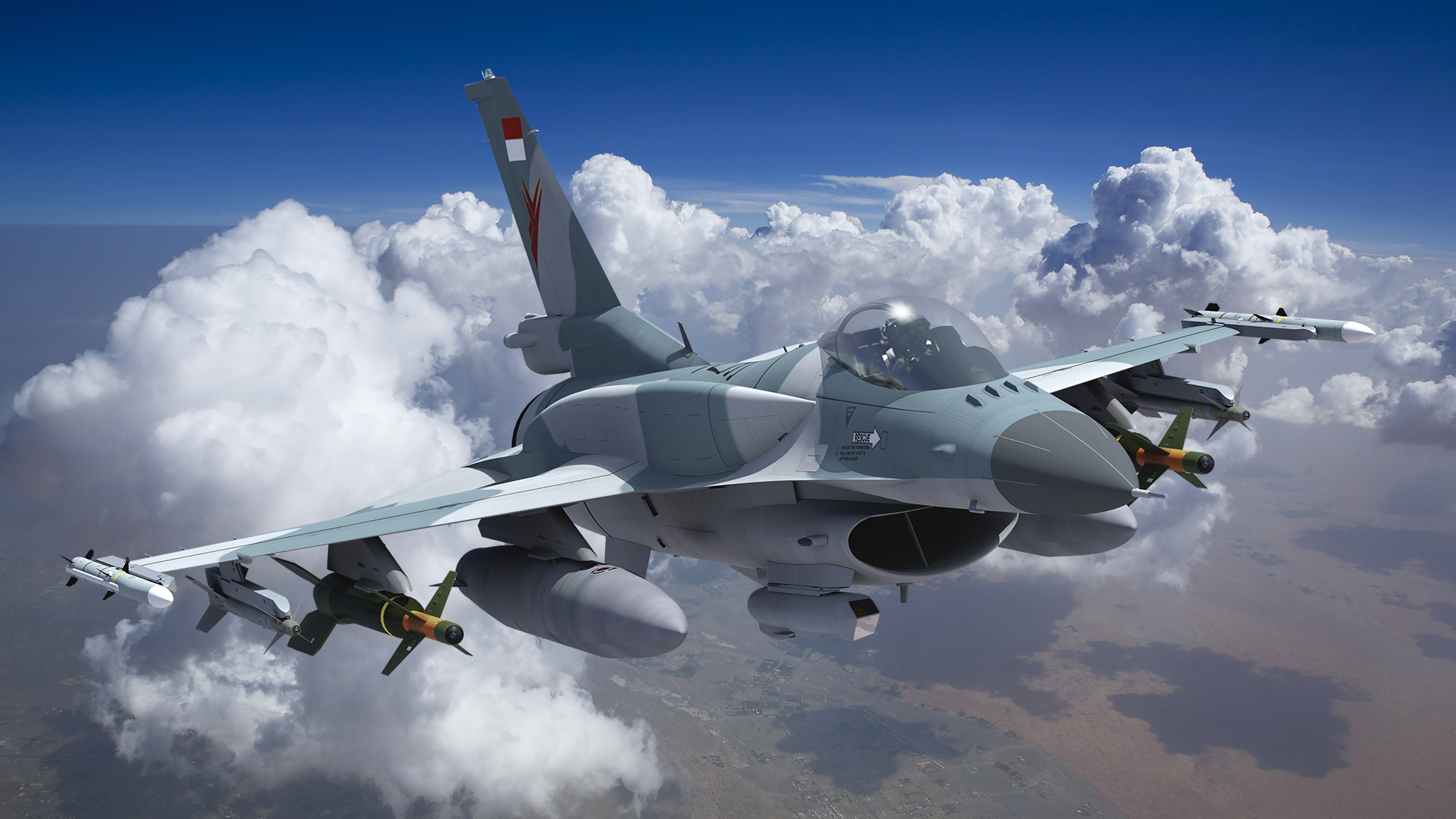 F-16 Indonesia | Lockheed Martin