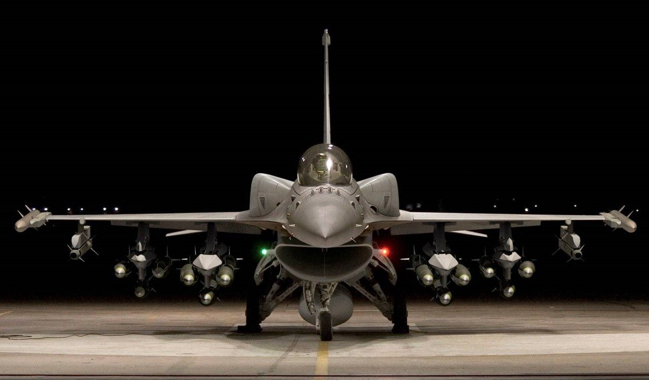 Meet the F-16V: The Most Technologically Advanced 4th ...