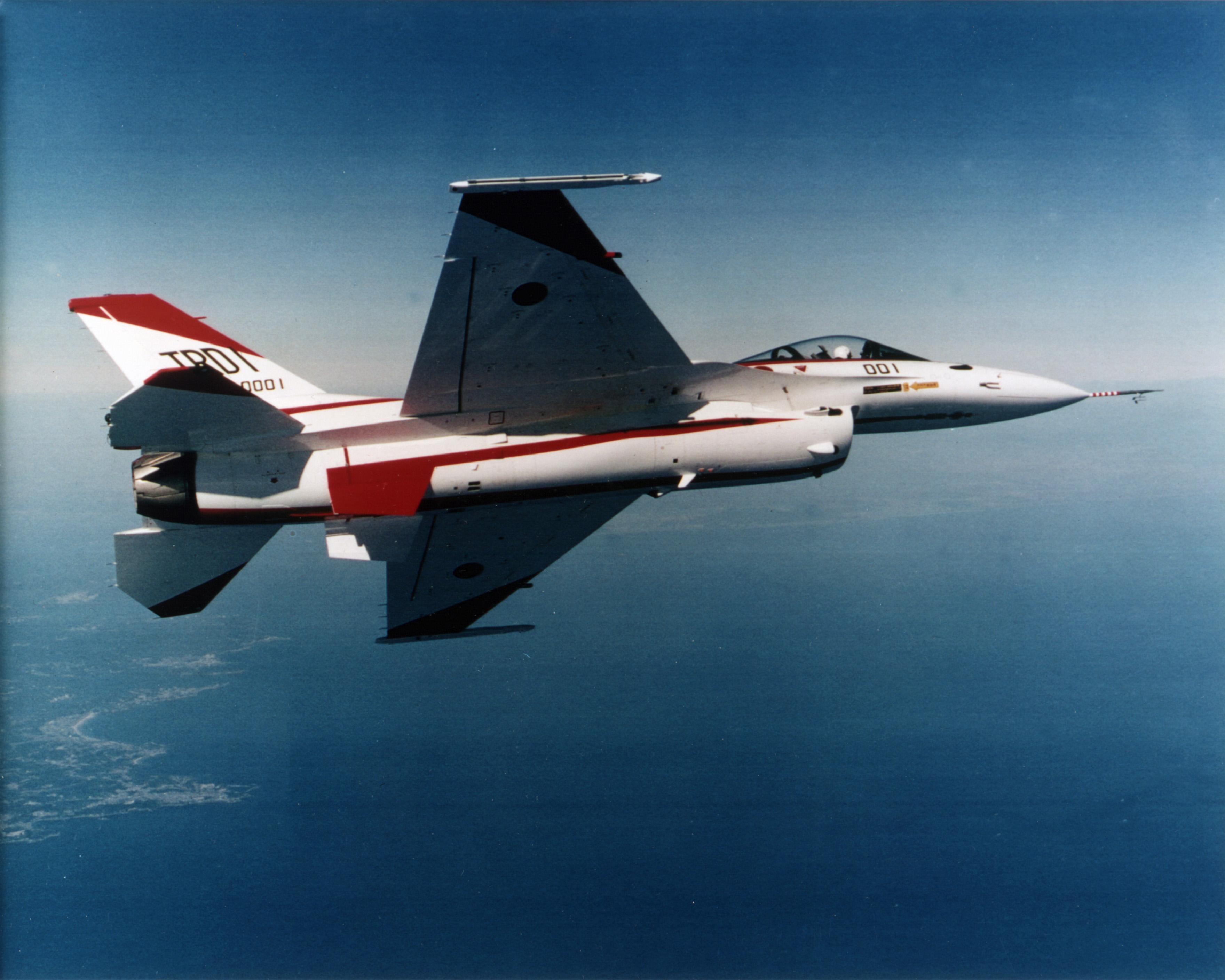 F-2 Support Fighter   Lockheed Martin