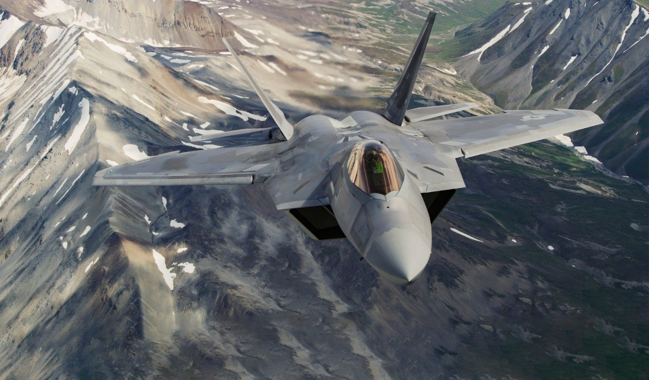 F-22 Raptor | Digital, Dominant, Ready | Lockheed Martin