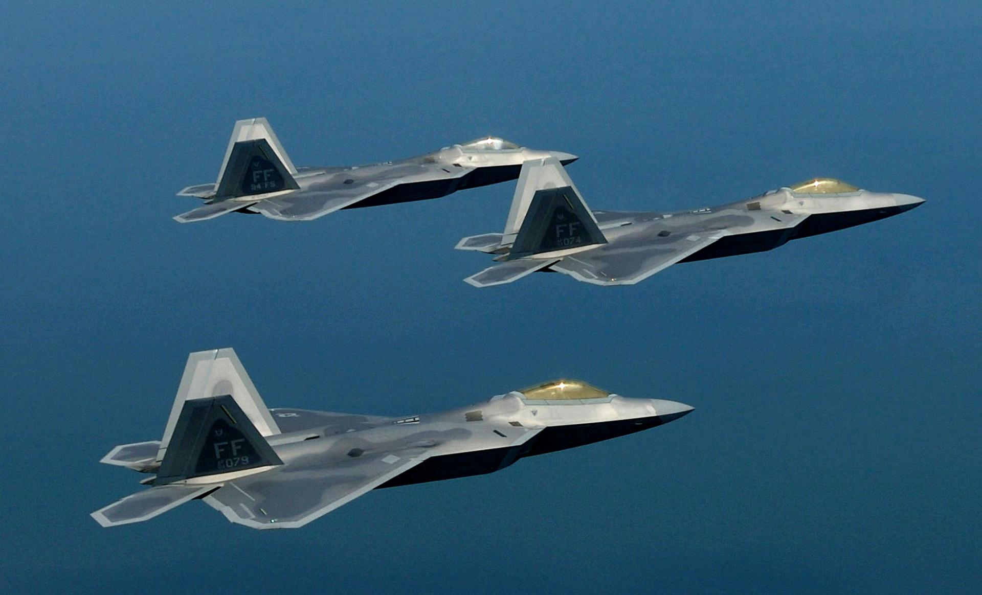 F-22 Raptor | Lockheed Martin
