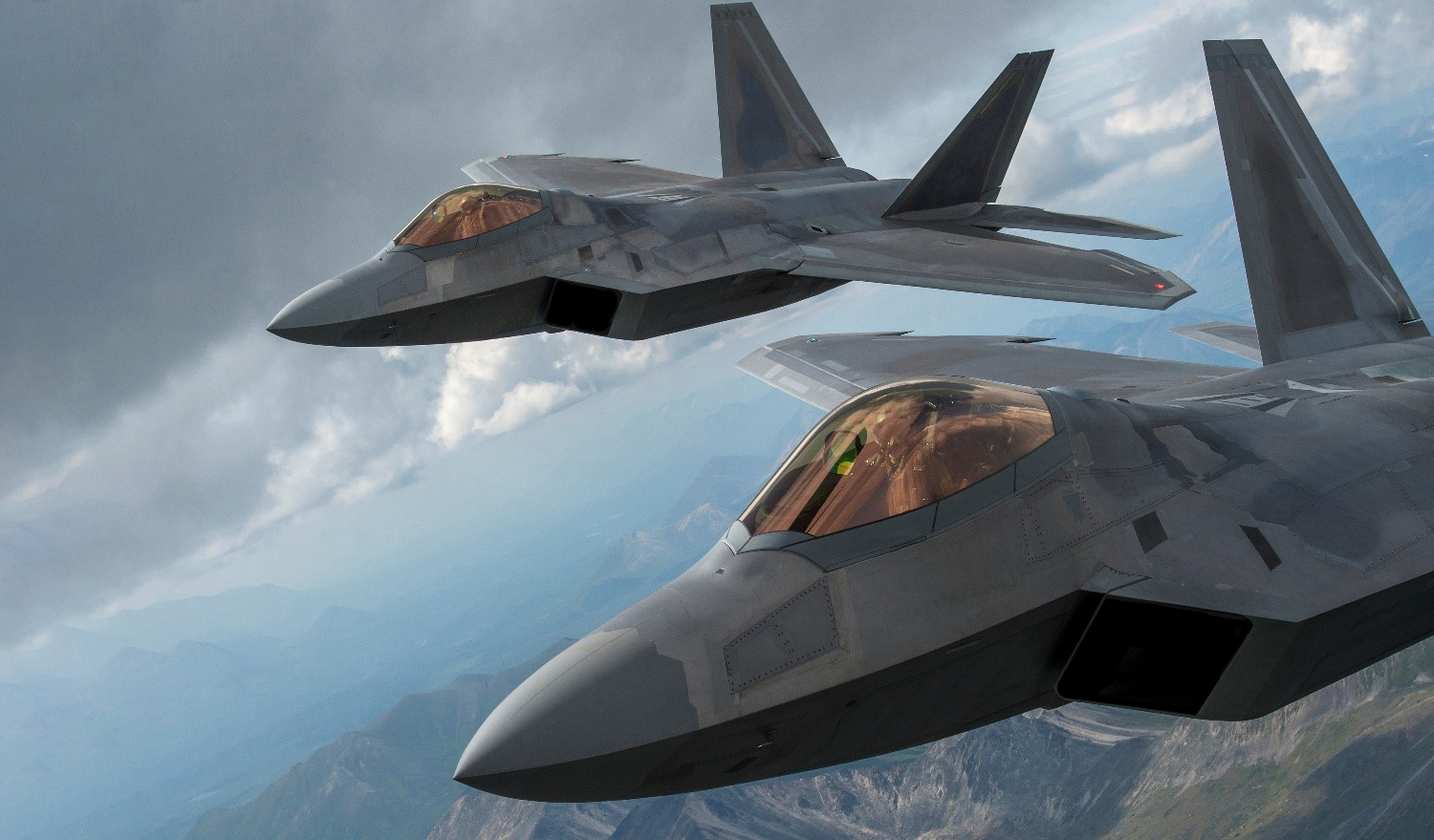 US Military • F-22 Raptor Was and Remains — One of the World's Best Air Superiority Fighters