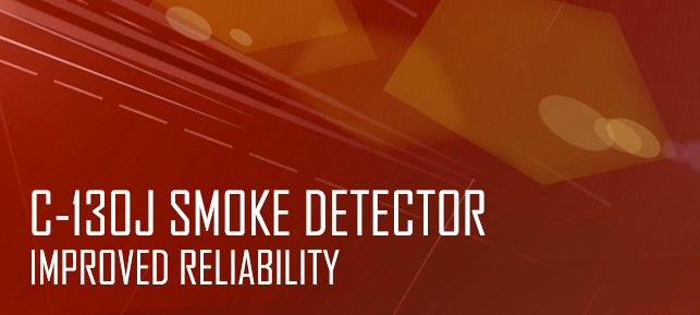 C-130J Smoke Dector - Improved Reliability