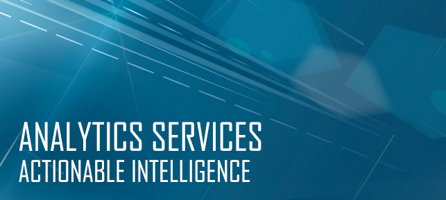 Analytics Services