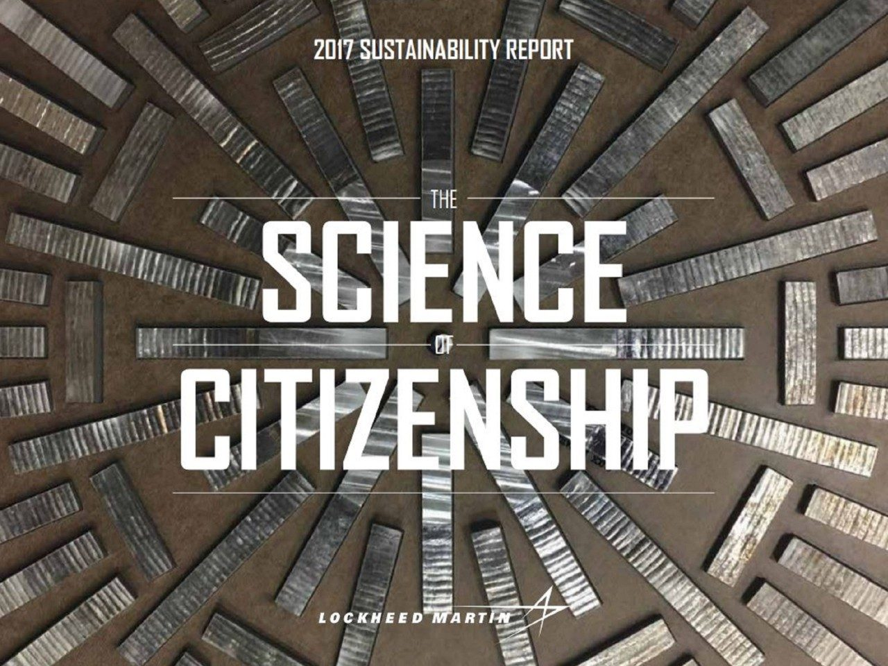Lockheed Martin 2017 Sustainability Report