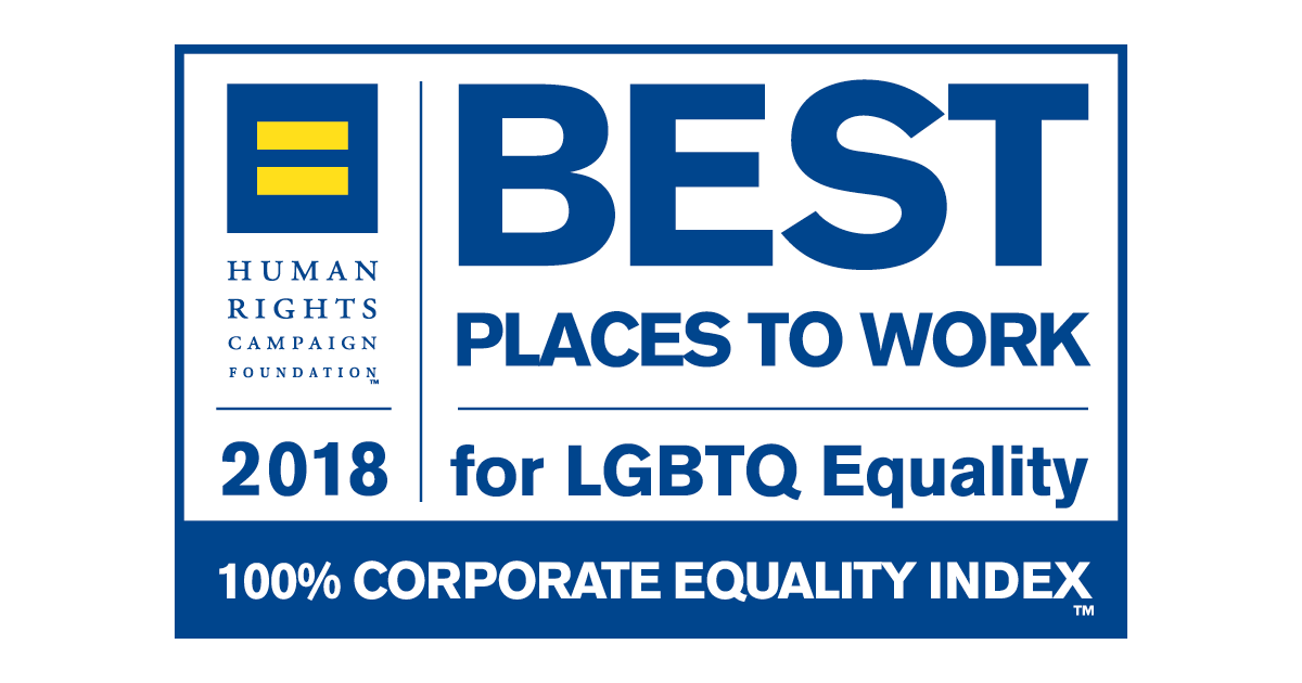 Best Places to Work for LGBT Equality