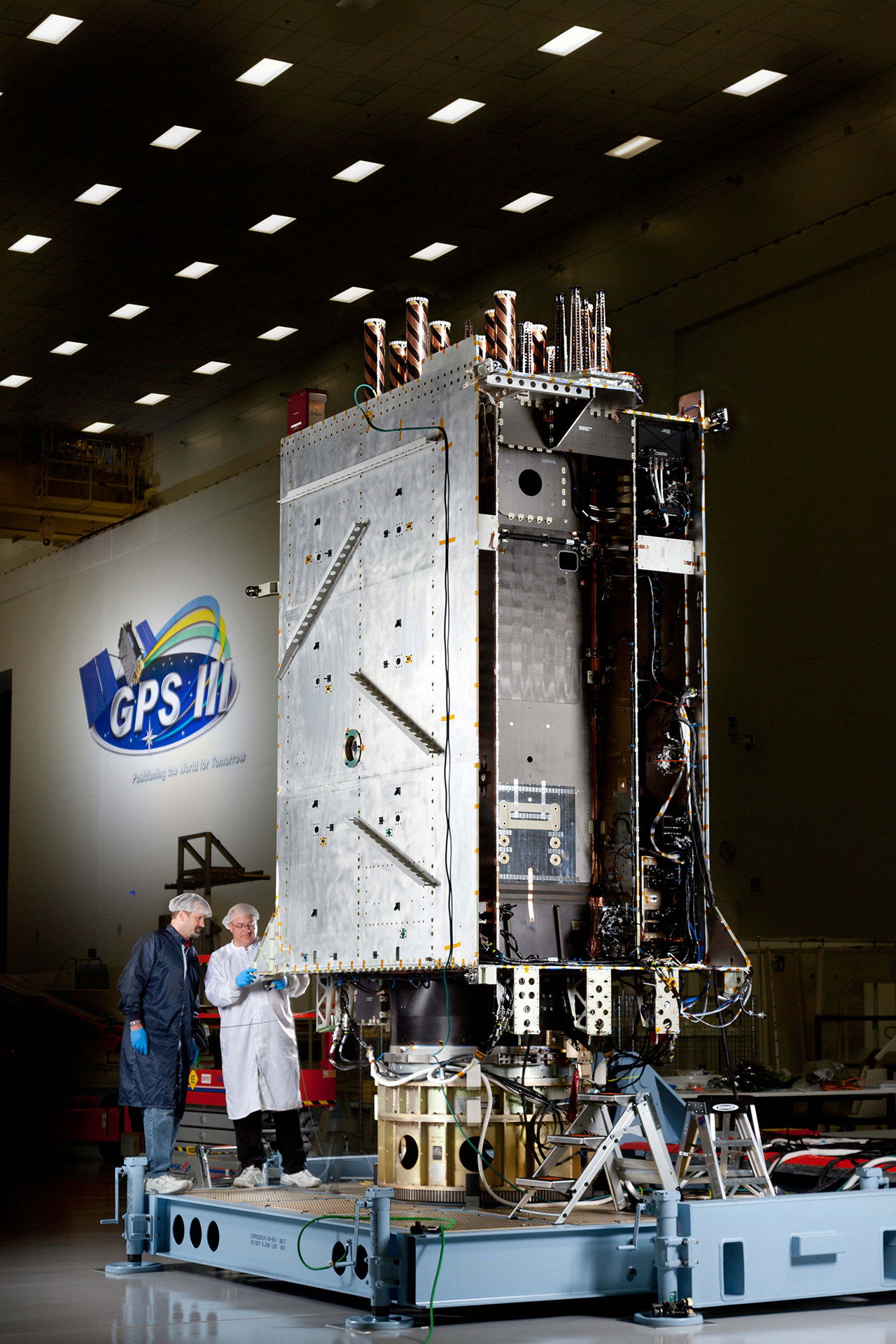 GPS III Non-Flight Satellite Testbed