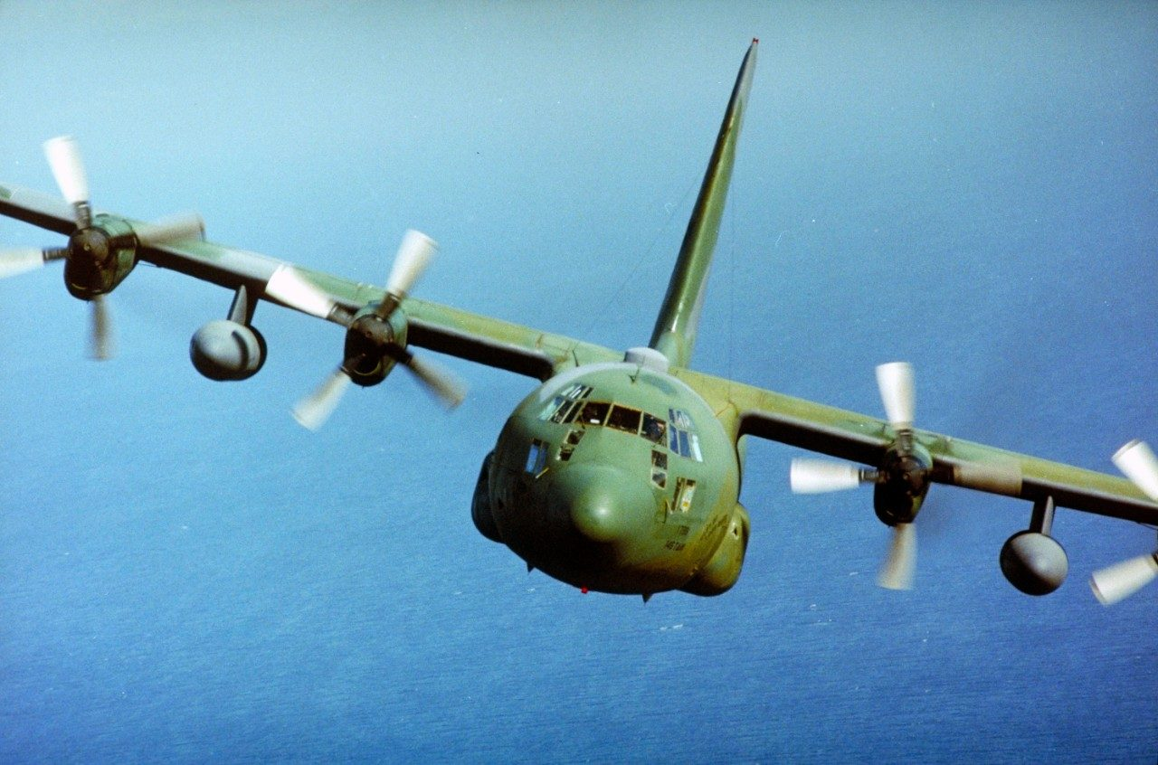 Story of Innovation: C-130 Hercules | Lockheed Martin