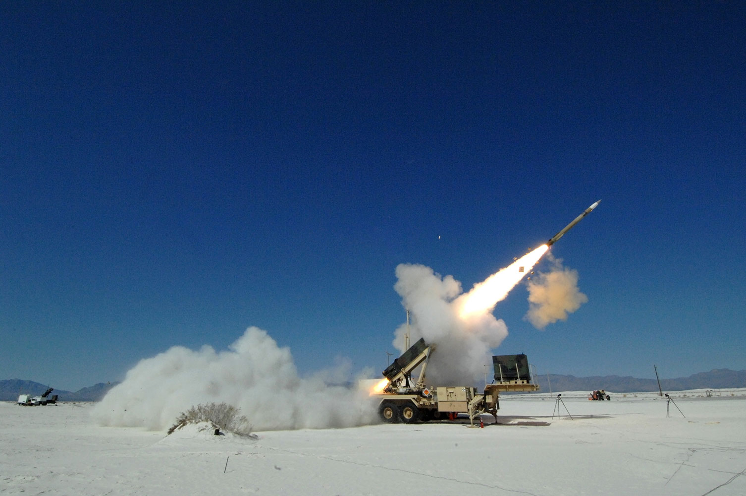 Missile Vs Missile The Evolution Of Mobile Air And