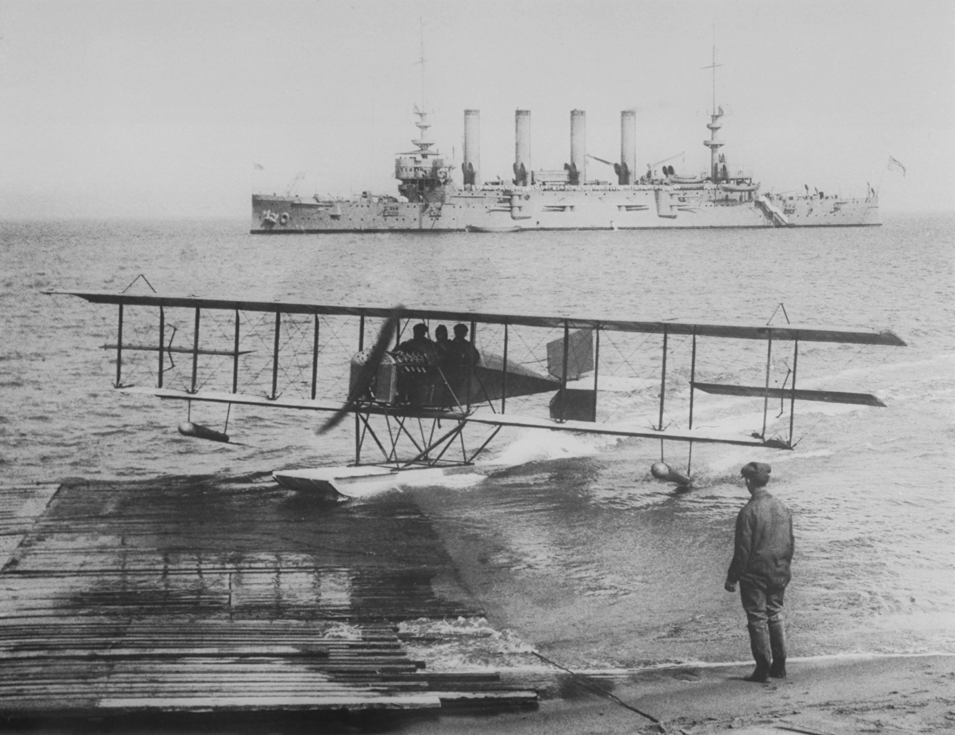 The Model G at the 1915 Panama-Pacific International Exposition in San Francisco