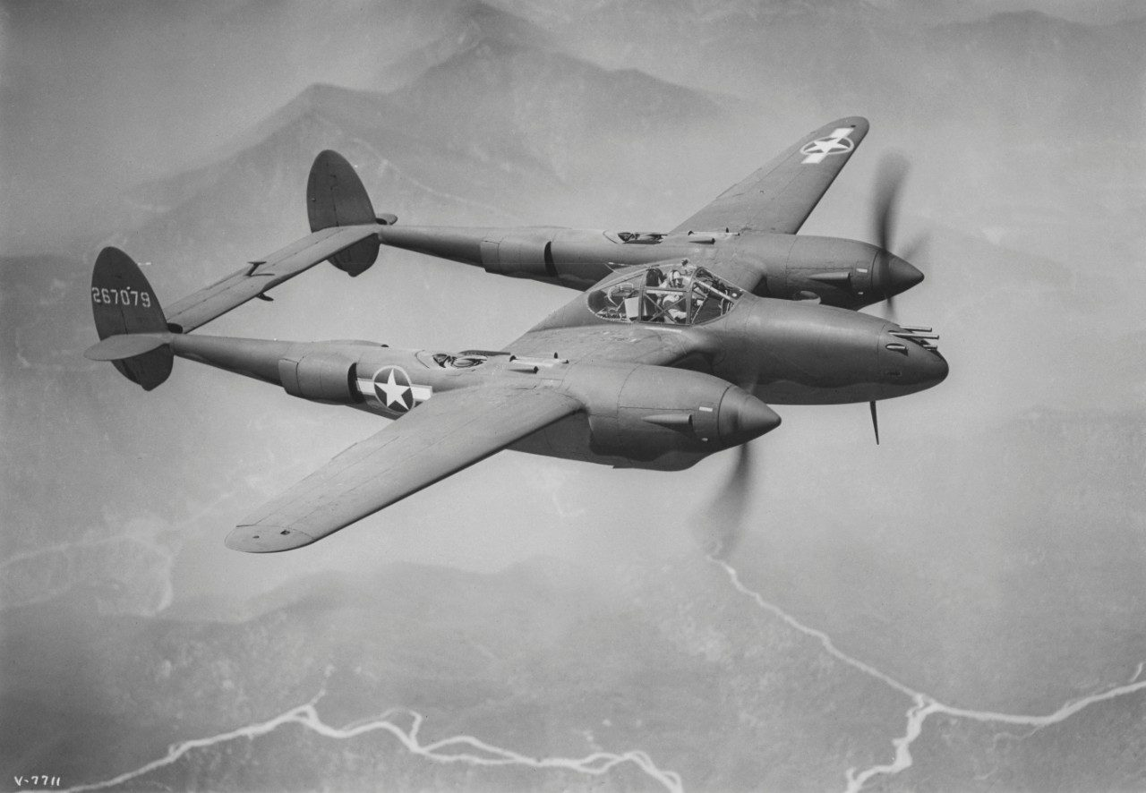 Image result for p-38 lightning