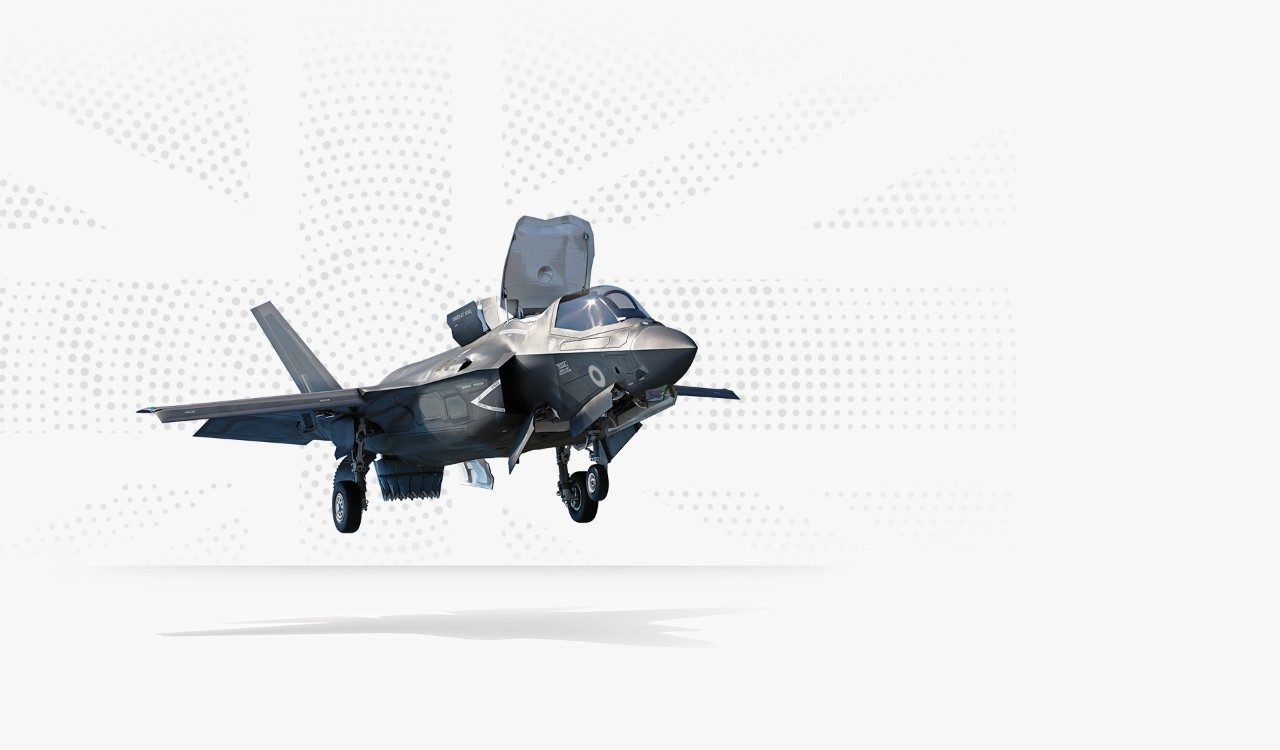 UK Announces Initial Operational Capability for F-35 Fleet