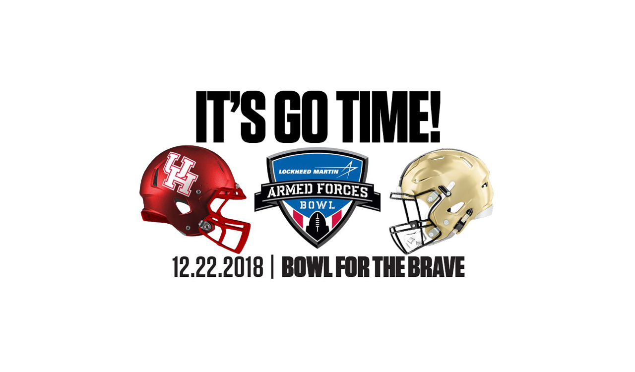 Lockheed Martin Armed Forces Bowl Dec. 22, 2018