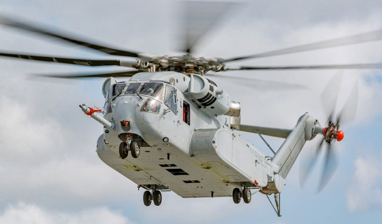 CH-53K: The Modern Solution for True Heavy Lift