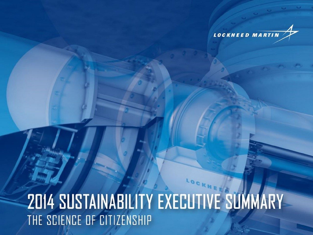 2014 Sustainability Executive Summary