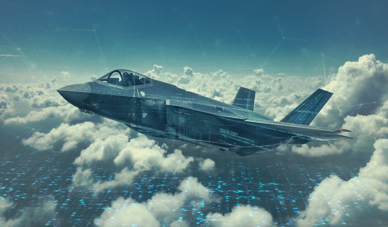 Air Superiority: The Sky's (Not) the Limit | Lockheed Martin