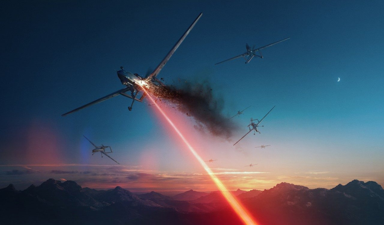 Technology that Counters Drone Swarms | Lockheed Martin