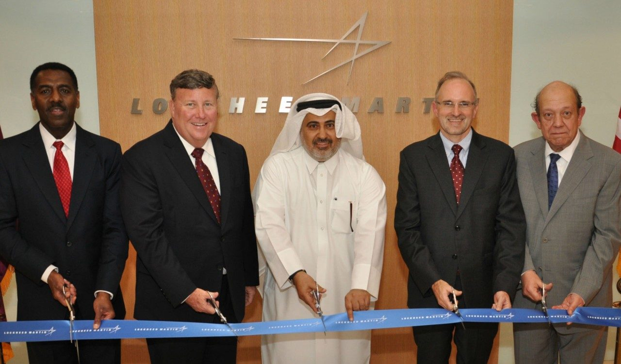 Doha Ribbon Cutting