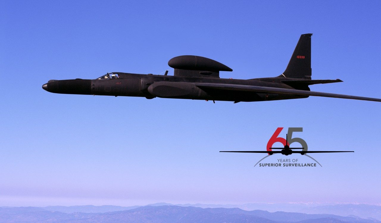 Celebrating 65 Years of the U-2
