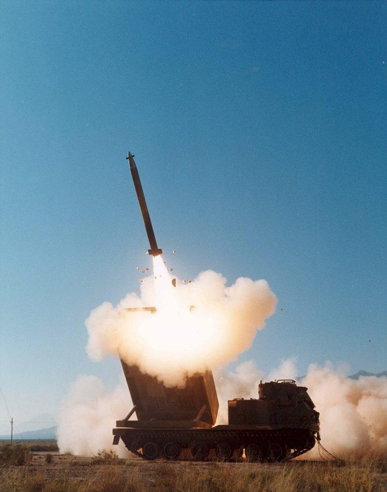Guided MLRS Unitary Rocket
