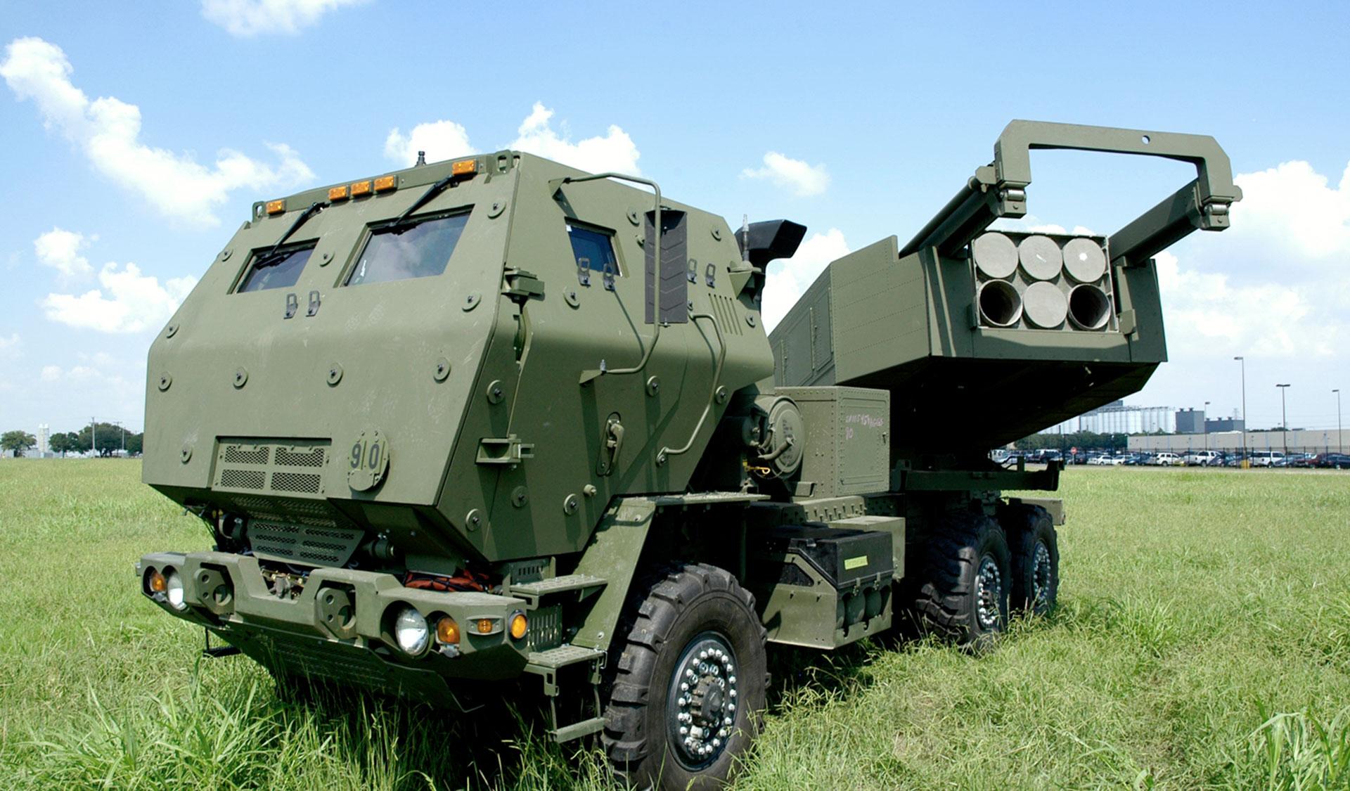 High Mobility Artillery Rocket System (HIMARS) | Lockheed Martin