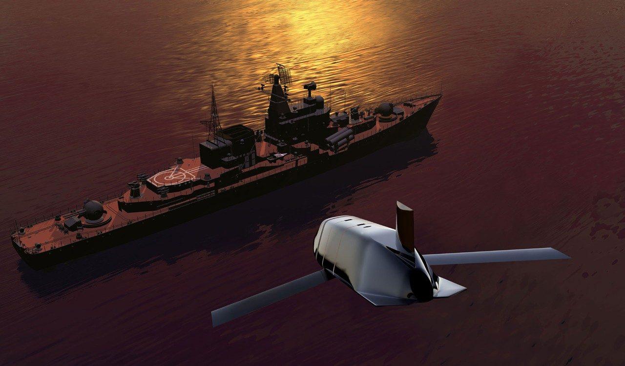 Long Range Anti-Ship Missile