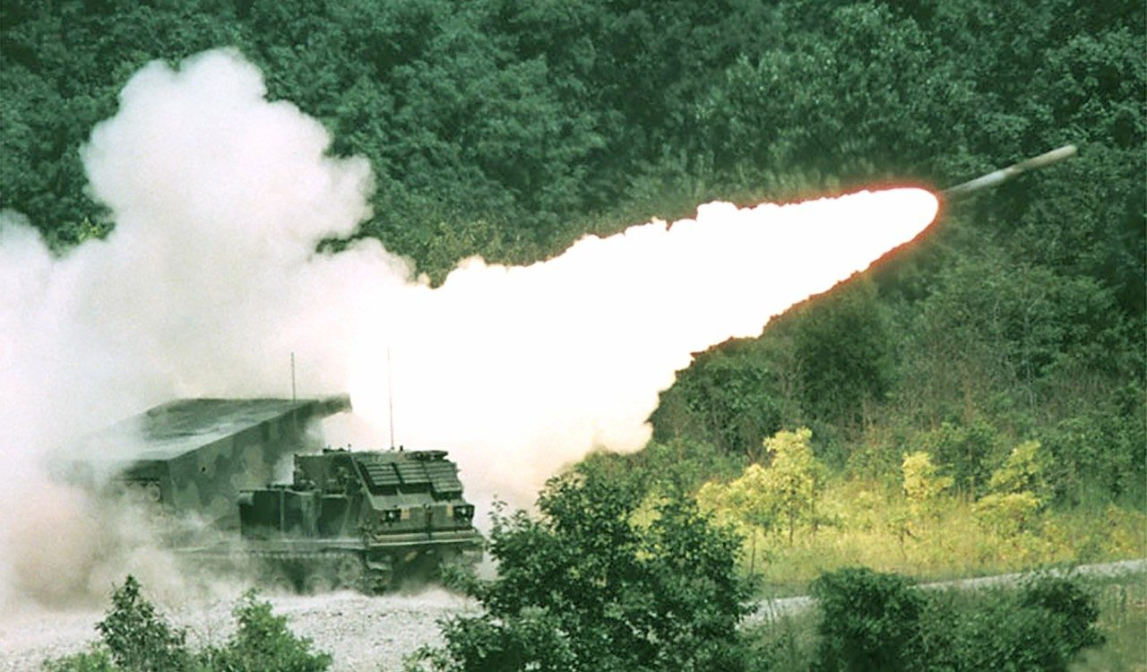 Multiple Launch Rocket System M270