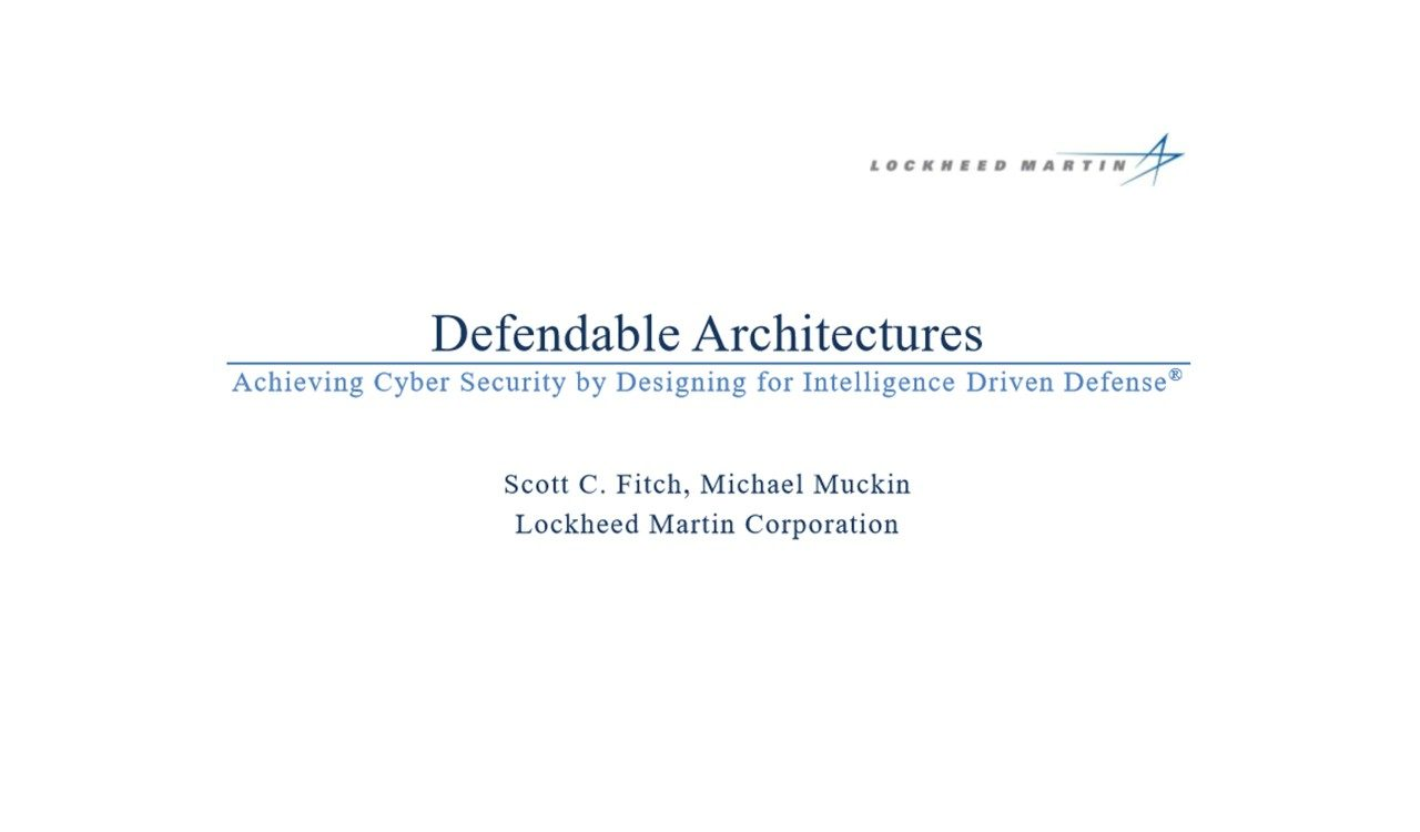 Cyber Kill Chain® | Lockheed Martin