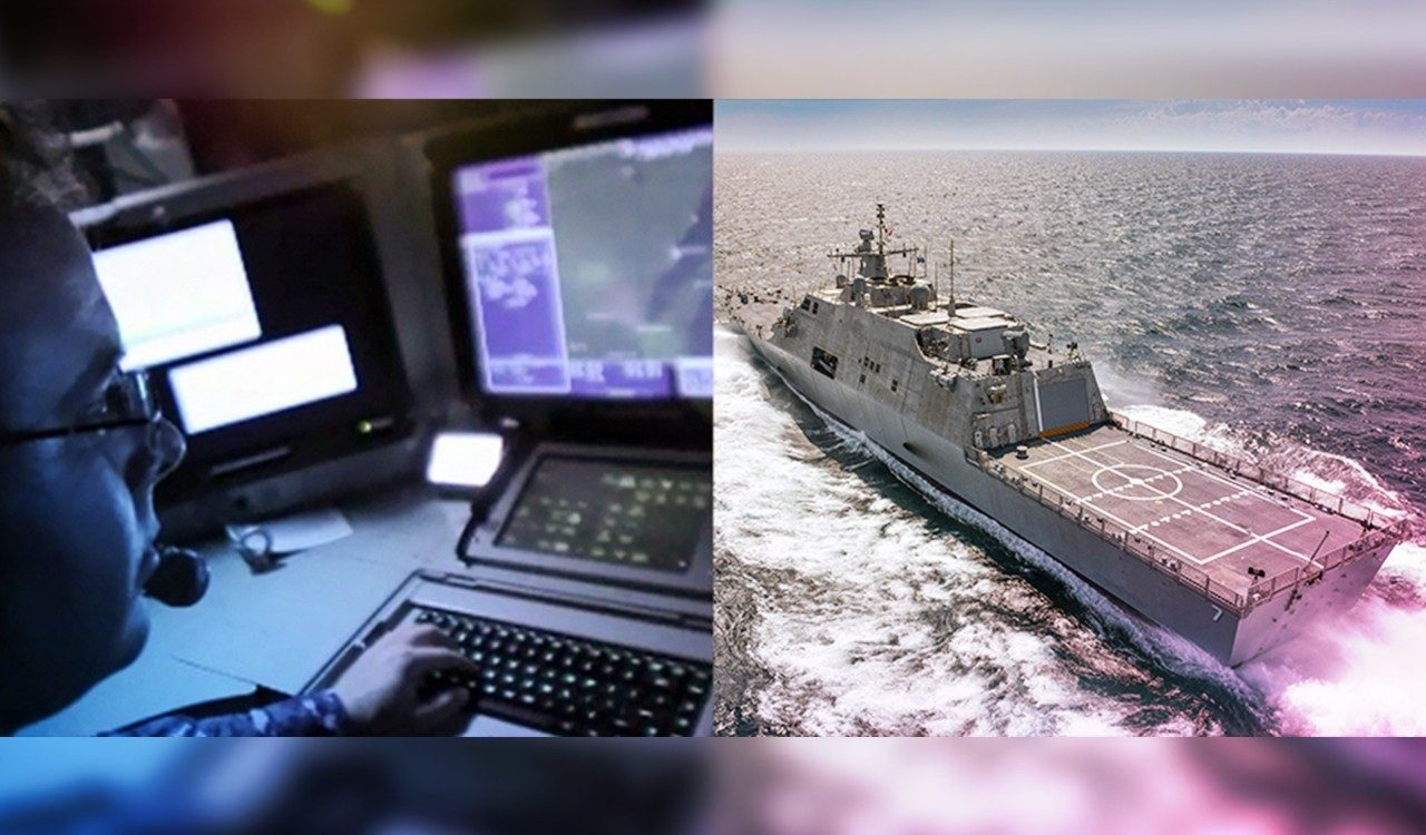 Integrating the Aegis Derived COMBATSS-21 with the Littoral Combat Ship