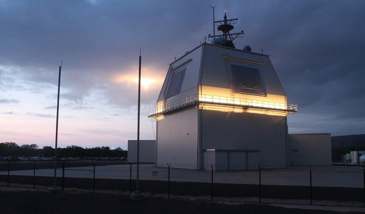 Aegis Ashore | Lockheed Martin