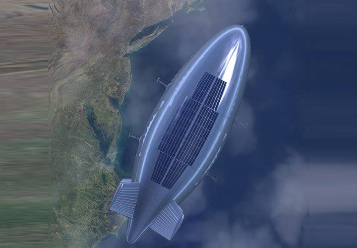 HIGH ALTITUDE AIRSHIP (HAA®)