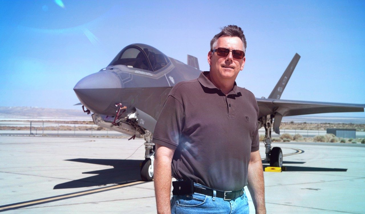From the B-2 to the F-35, Jim Helfst has advanced maintenance practices to keep aircraft flying