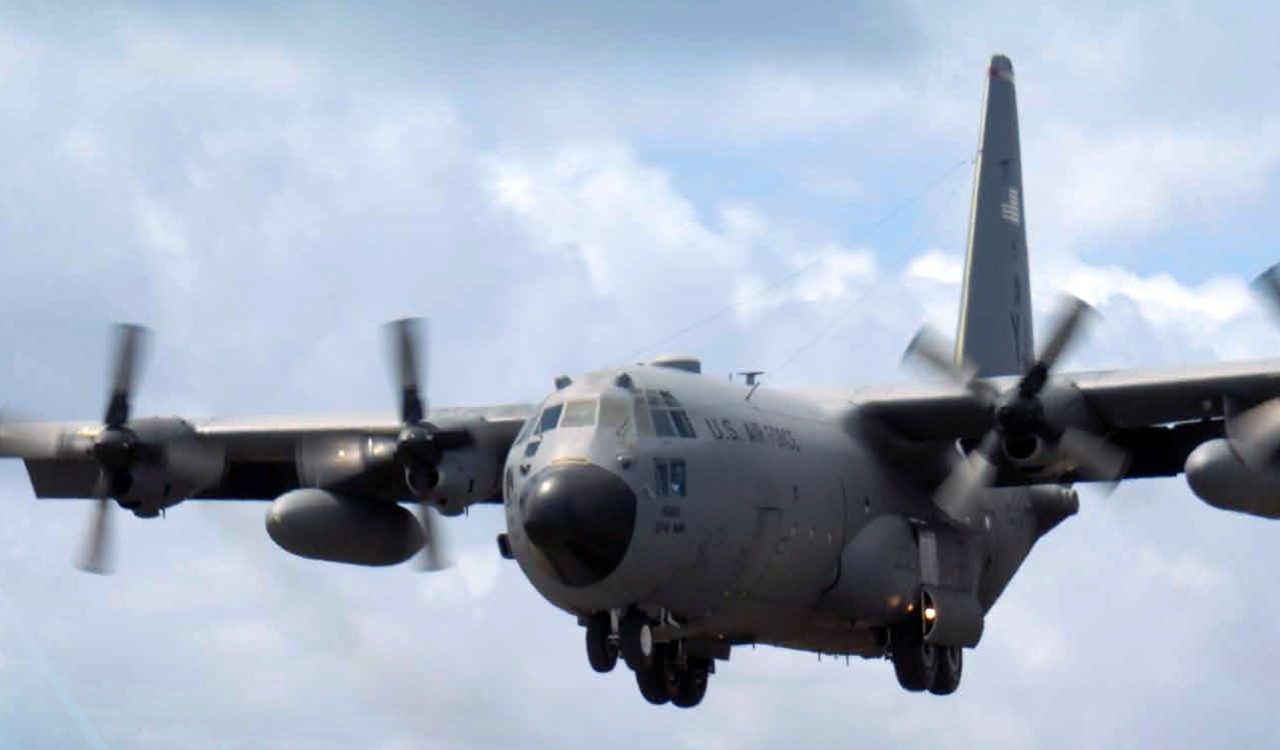 C-130 Aircrew Training System (ATS)