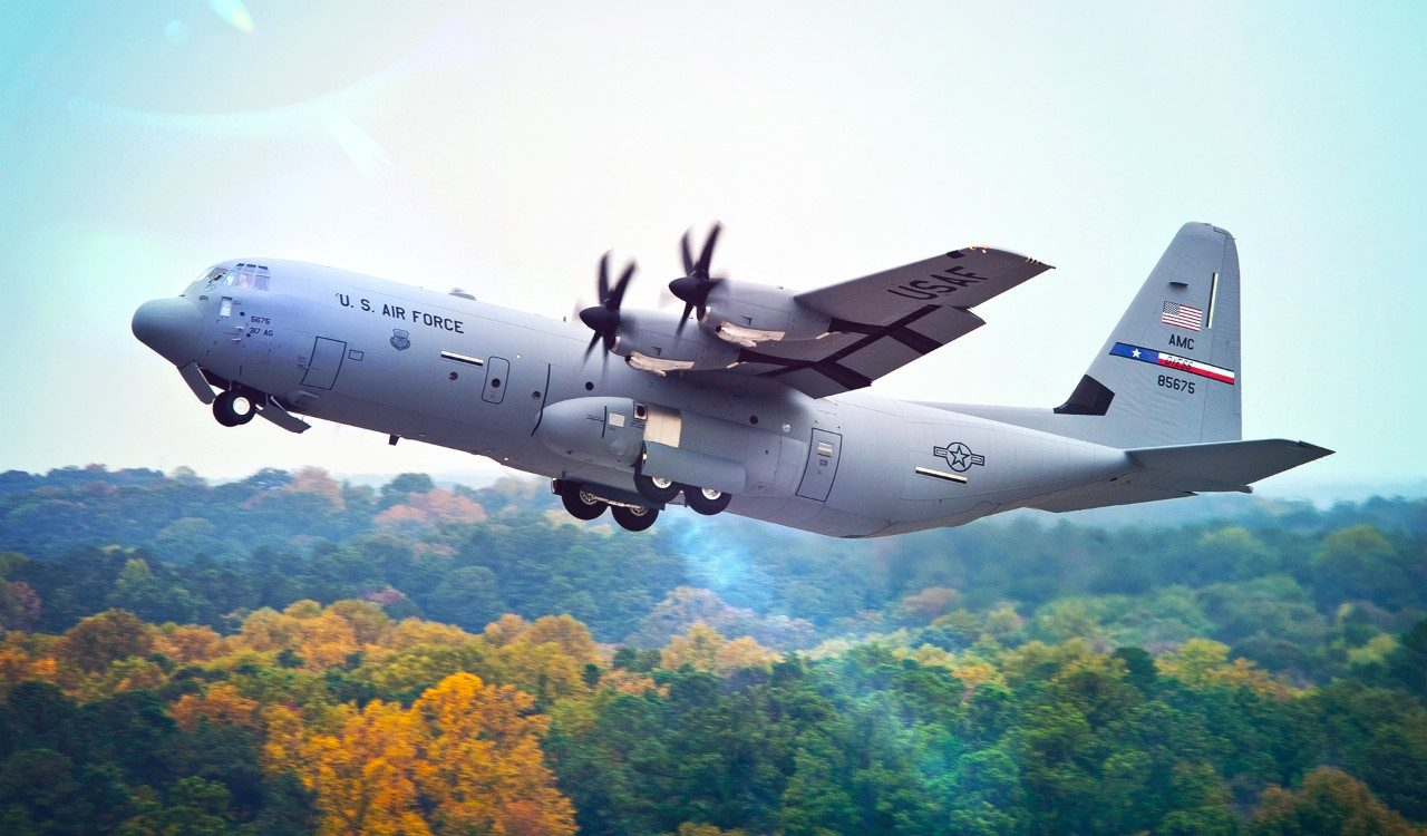 C-130 Aircrew Training System
