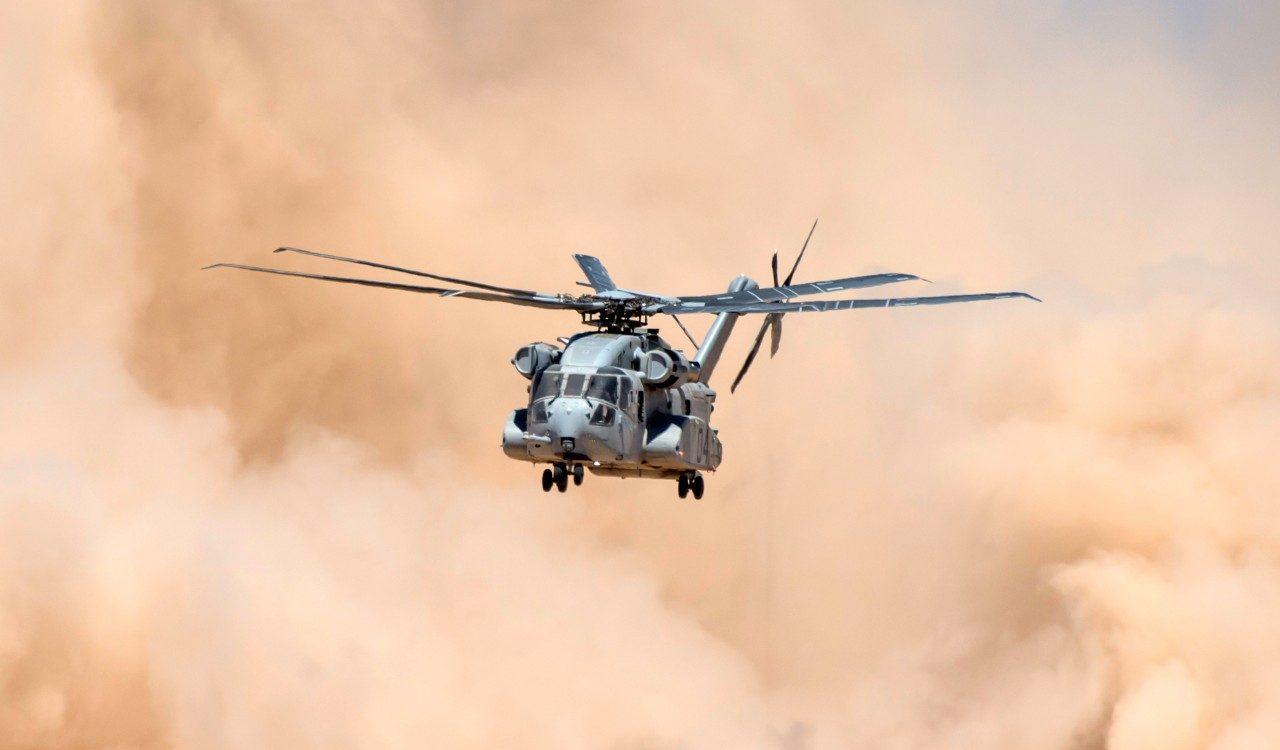 Sikorsky Ch 53k Helicopter Lockheed Martin Schematic 4 Wire Oxygen Sensor H3 Dve