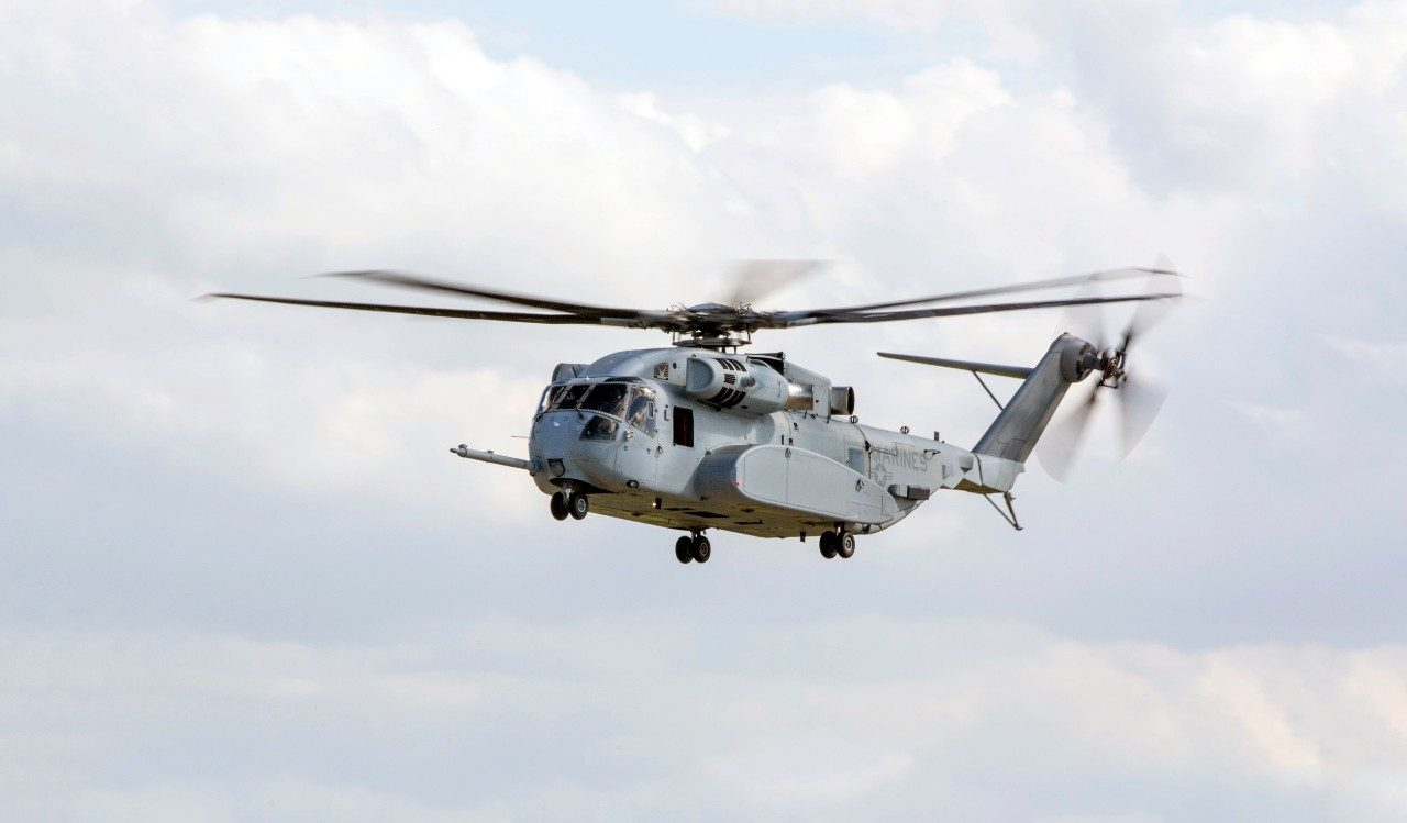 Special K: Six Things to Know about the World's Only True Heavy Lift Helicopter
