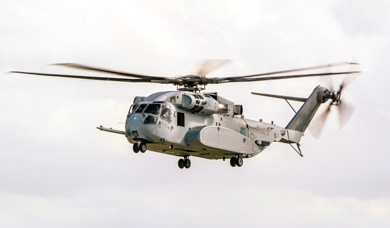 Sikorsky and German Industry Propel CH-53K Forward