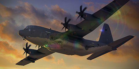 Taispeánann leantóir Lockheed Martin córais léasair dírithe ar fhuinneamh. An bhfuil nasc leis na tinte i California?