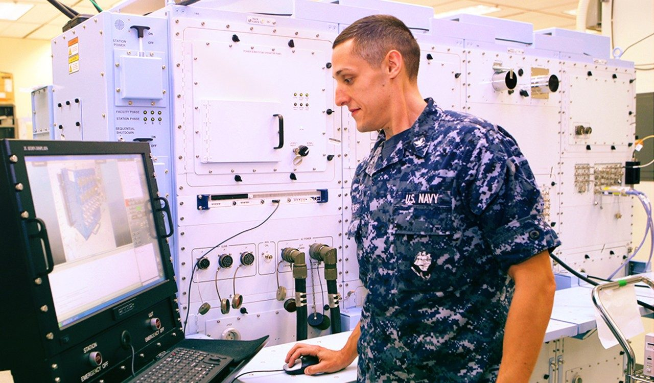 Lockheed Martin Delivers First Enhanced Automated Testing Station for the U.S. Navy Aircraft Fleet